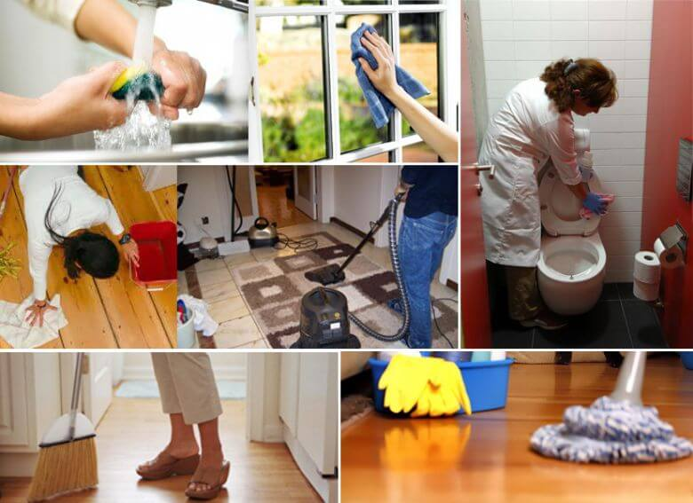 شركة تنظيف بالباحة