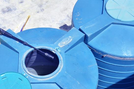 شركة تنظيف خزانات بالجبيل