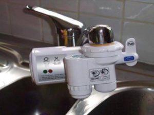 تعقيم مياه الشرب بالأوزون